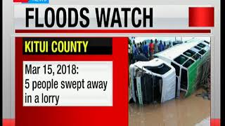 The Big Story: Flood watch as most parts of the country experience rains