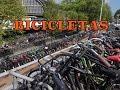 HOLANDA: Bicicletas, um estilo de vida