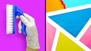 12 GREAT DIY IDEAS TO UPGRADE YOUR WALLS