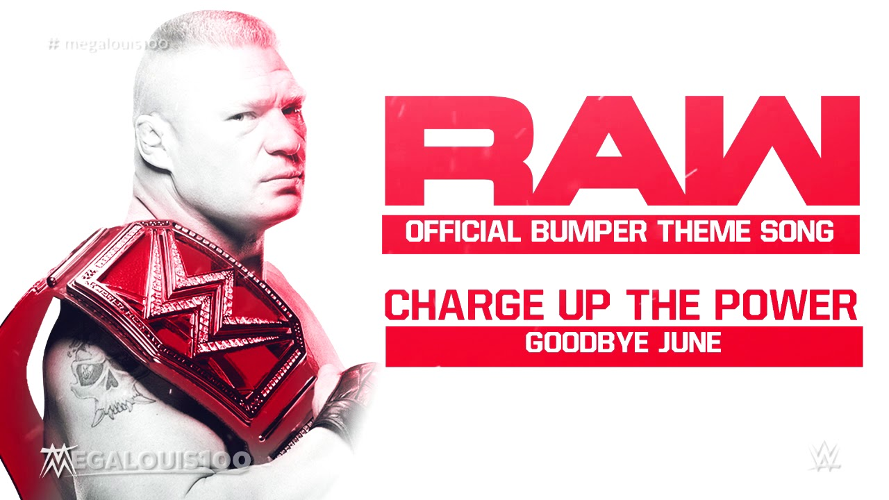 2014: wwe raw 13th & new theme song: