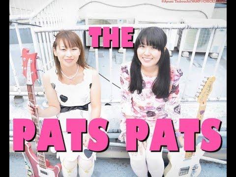 THE PATS PATS | BANDA FEMENINA JAPONESA | Tokio Radio