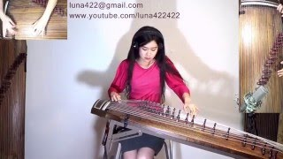 U2-With or Without You Gayageum ver. by Luna