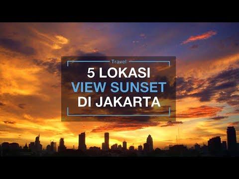 Jakarta Punya Spot Romantis Buat Lihat Sunset Lho, Ga Usah Jauh-jauh Ke Luar Kota