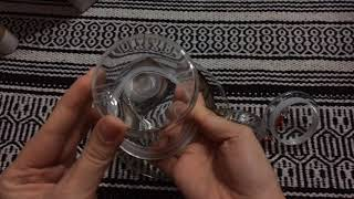 Обзор\Распаковка Чайник заварочный Wilmax Thermo с фильтром 1.55 л