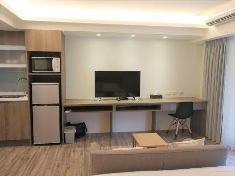 Taipei Apartment Rental-Songjiang Nanjing MRT Studio Deluxe (www.mangoroc.com)