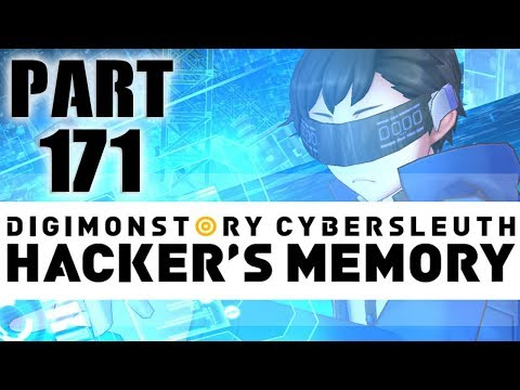 Digimon Story: Cyber Sleuth Hacker's Memory English Playthrough with Chaos part 171: Hackers United