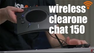 How to make a ClearONE Chat 15…