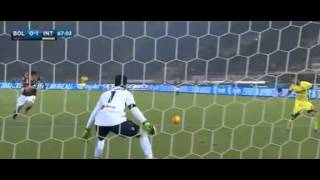 Video Gol Pertandingan Bologna vs Inter Milan
