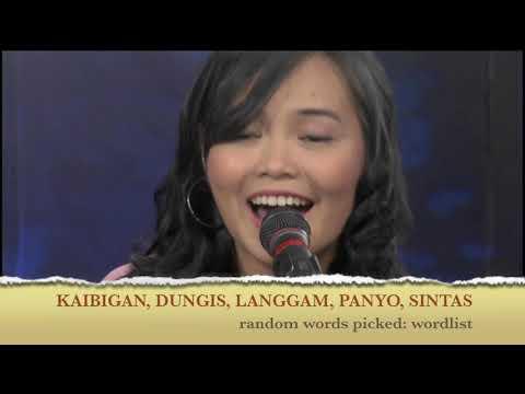 ONTHESPOT SONGWRITING: featuring  ACEL BISA VAN OMMEN