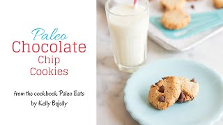 How To Make Paleo Chocolate Chip Cookies