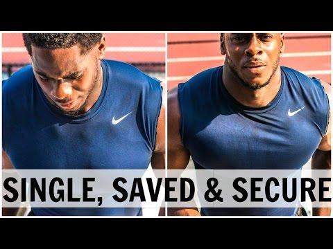 Single, Saved & Secure   Dozie Ezema (NFL Player & Abstinent)