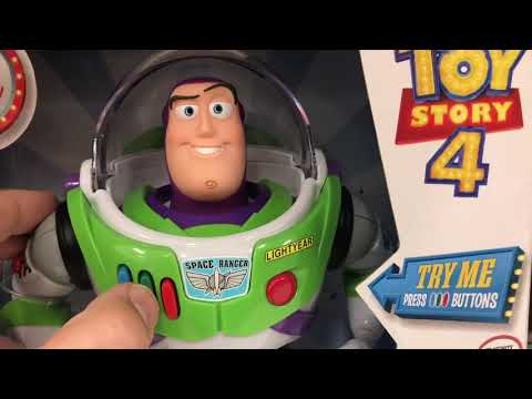 Toy Story 4 Buzz Lightyear All The Voices In Target 🎯