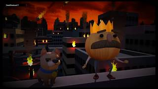 Overcooked: 3 Stars Hard for Four Novice Chefs?