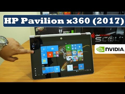 HP Pavilion x360 Laptop | 2017 Edition | 14-ba075TX  | Review