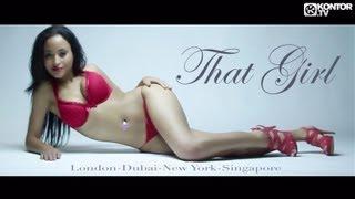 Mischa Daniels feat. U-Jean - That Girl (Official Video HD)