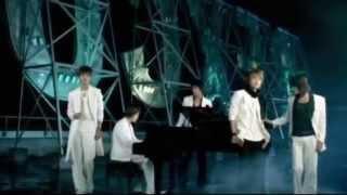 DBSK 동방신기 - Mideoyo 믿어요 (Believe) MV (Bridge Version) [eng + rom + hangul + karaoke sub]