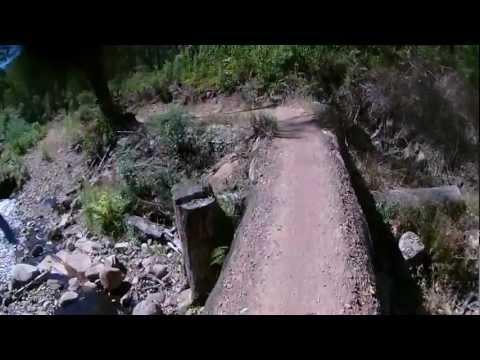 Mount Buller MTB ride Delatite River Trail via Gang Gangs (Saturday 2nd of Feb 2013)