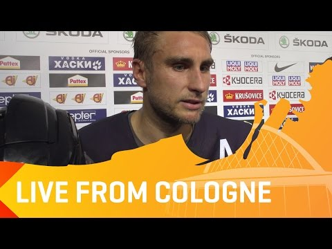 Post-Game: Valtteri Filppula talks after Finland's QF win |