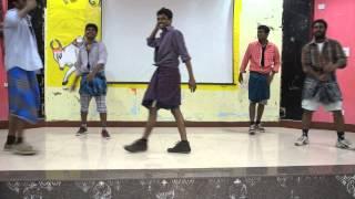 IIT KGP Tamil - Pongal 2015 - Danga maari oodhari.MOV