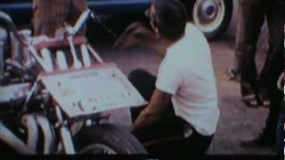 Home Movies from Connecticut  Dragway (Early  70's)