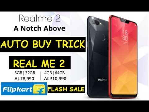 Realme 2 Offers & Next Sale Date: Buy Realme 2 @ Rs 9499 on Flipkart
