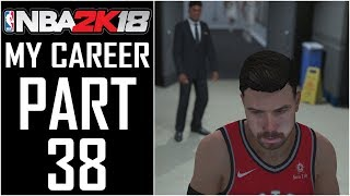 """NBA 2K18 - My Career - Let's Play - Part 38 - """"2K Wants Us To Lose""""   DanQ8000"""