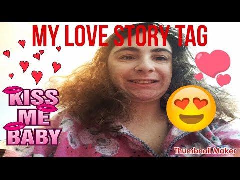 My Love Story Tag (178th Vlog) | Hannah Mayer |