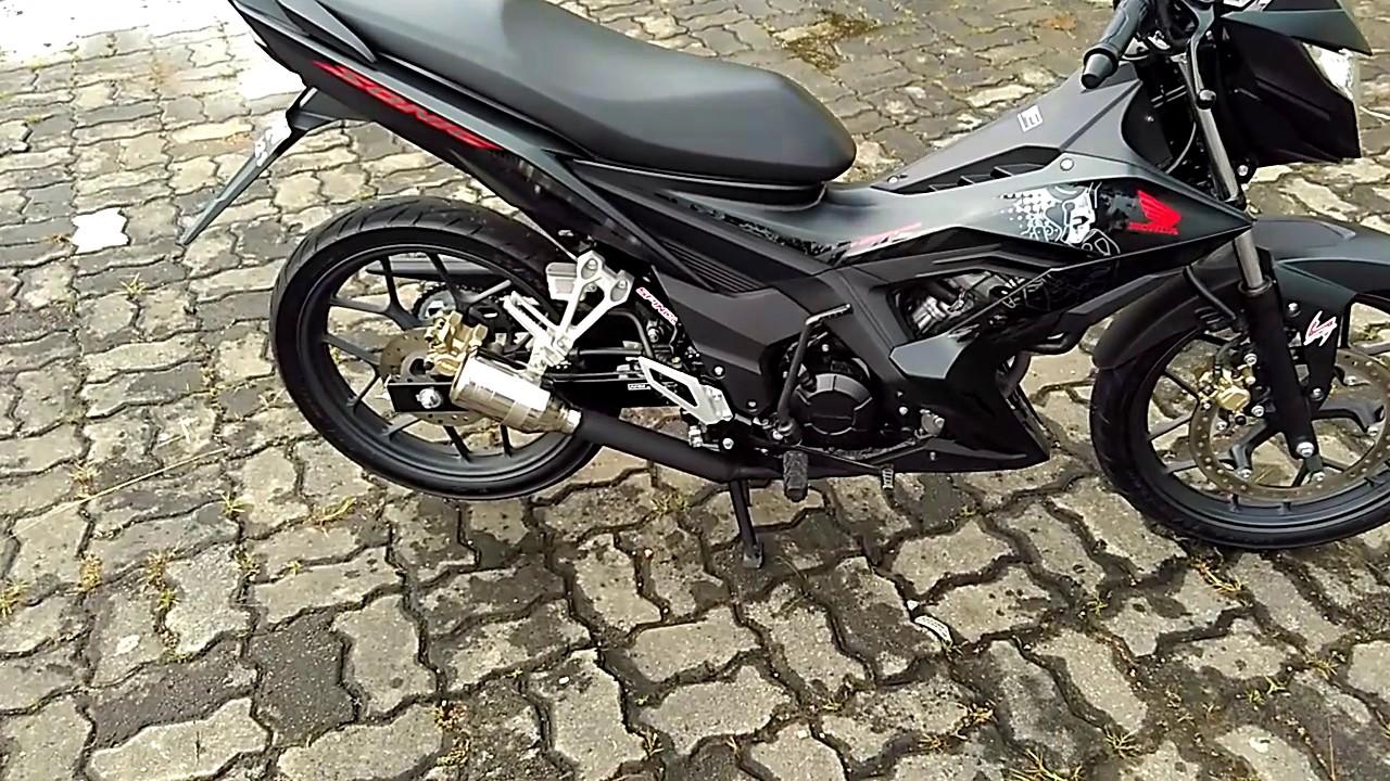 Knalpot Racing Honda Sonic 150r