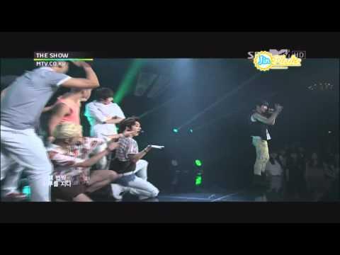 [Nuest-vn.com][17.08.12] NU'EST - NOT OVER YOU @ SBS MTV The Show