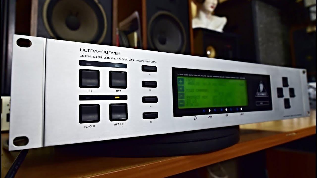 Behringer DSP 8000 Audio Converter
