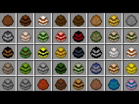 Minecraft Hayvan Modu - LotsOMobs