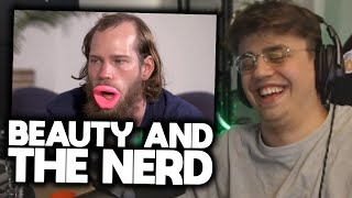 Reaktion auf BEAUTY and the NERD 😂🔥 (Part 3) | Papaplatte Highlights