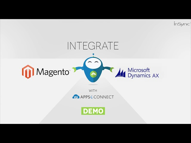 Integrate Microsoft Dynamics AX and Magento | APPSeCONNECT