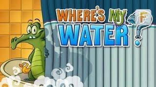Flashok ru: видео обзор игры Крокодильчик Свомпи. Where's My Water? - онлайн флеш игра