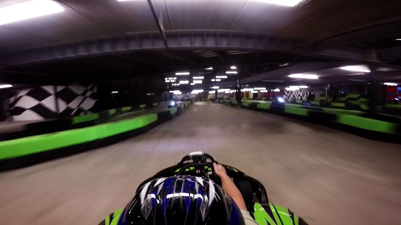 Go Karts Atlanta Ga >> Andretti Karting Marietta Ga Advanced Track Youtube