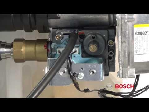 GB142 Gas Valve Adjustments
