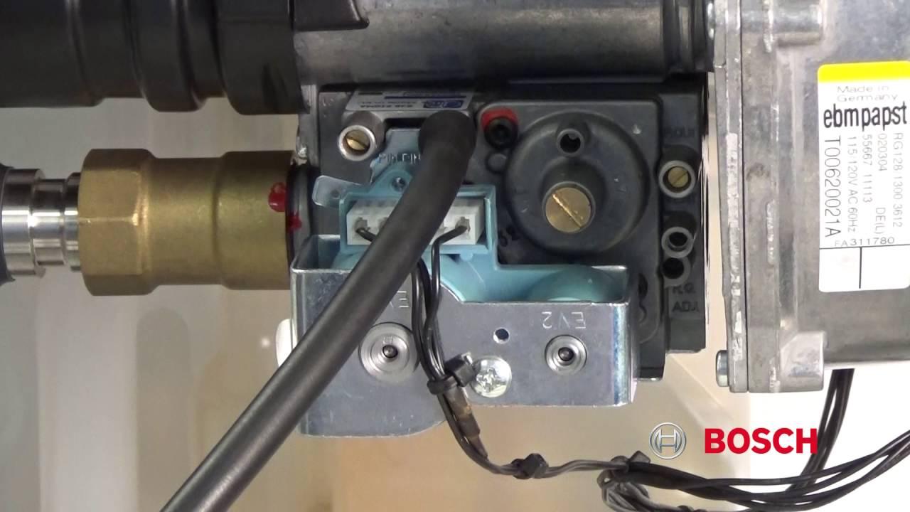 GB142 Gas Valve Adjustments on