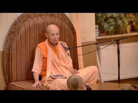 Шримад Бхагаватам 1.8.33 - Бхакти Ананта Кришна Госвами