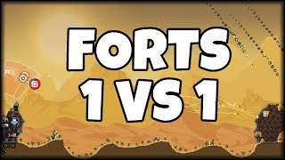 ONE vs ONE | Forts