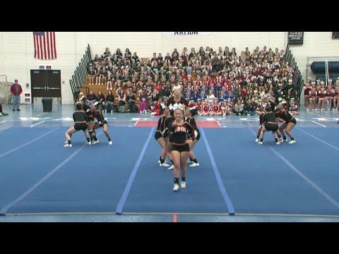 Montville High School - ECC Cheerleading Championship 2018