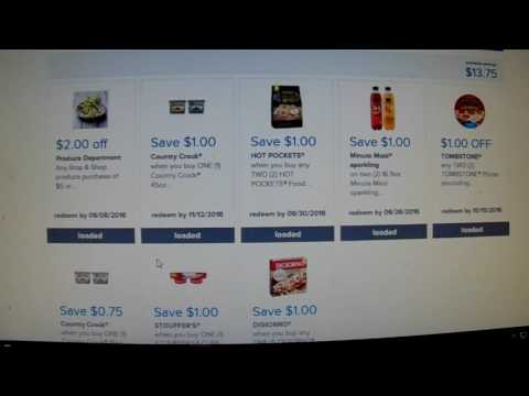 HOW TO USE STOP & SHOP E COUPONS