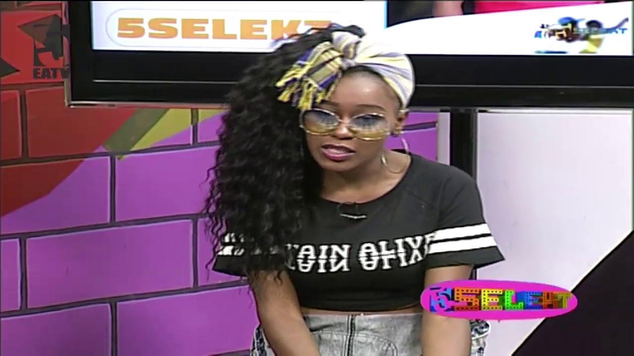 Download 5SELEKT - Kate Milaya Video vixen asiyependa kuchukuliwa poa kwa kazi yao