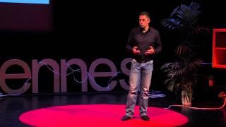 Et si la force était avec vous? Charles Martin-Krumm at TEDxRennes