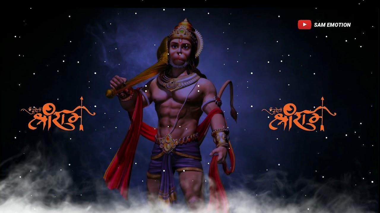 Download Likh Do Mhare Rom Rom Me Whatsapp Status | Hanuman Ji Status