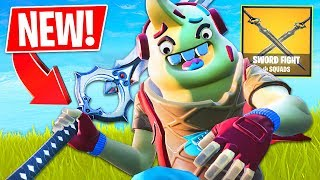 *NEW* Fortnite *SWORD FIGHT* Game Mode!! (Fortnite Battle Royale Gameplay)
