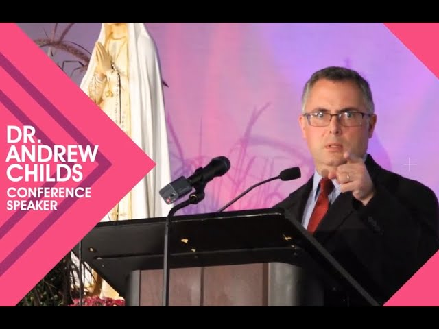 The Necessary Embrace of True Culture - Dr. Andrew Childs