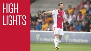 Video Highlights Wolverhampton Wanderers - Ajax download MP3, 3GP, MP4, WEBM, AVI, FLV Juli 2018
