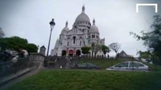 360° Tour of Paris' most iconic landmarks