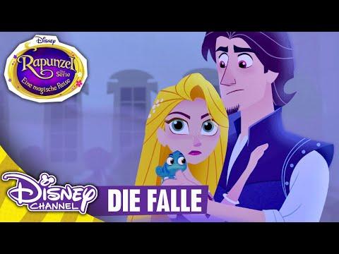 RAPUNZEL - DIE SERIE - Clip: Die Falle | Disney Channel