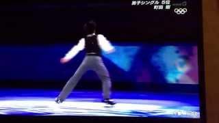 町田樹のエアギター! 町田樹 検索動画 30